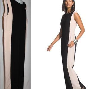 NWT Chico's SLIMMING Jumpsuit sz 4 / women's 20 XL